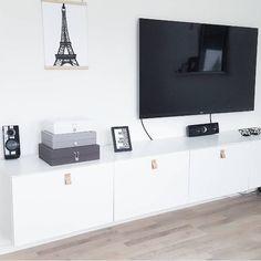//矮櫃 //電視櫃 The Best of BESTA: Design Inspiration for IKEA's Most Versatile Unit | Apartment Therapy