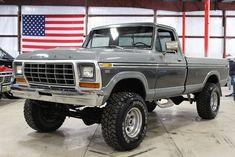 A Brief History Of Ford Trucks – Best Worst Car Insurance 1979 Ford Truck, Ford Ranger Truck, Ford Pickup Trucks, Car Ford, Lifted Trucks, Lifted Chevy, Big Chevy Trucks, F150 Truck, Suv Trucks