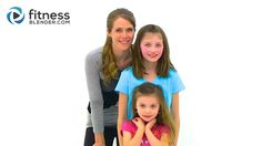 Free 25 Minute Workout Video for Kids - Fun, effective kids workout video that you can do at home!