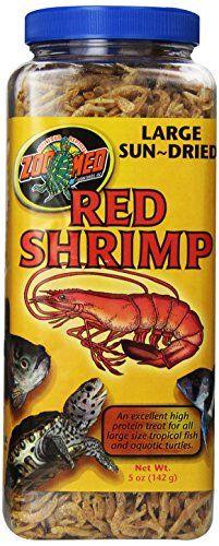 Zoo Med Sun Dried Large Red Shrimp, 5-Ounce - http://darrenblogs.com/2015/12/zoo-med-sun-dried-large-red-shrimp-5-ounce/