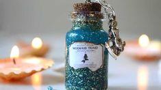 Mermaid Tears Miniature Bottle Charm DIY
