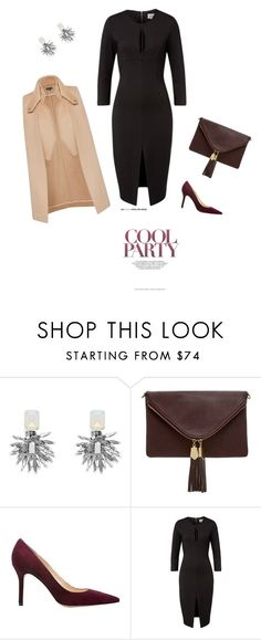 """""""Derobe and hit the cool party!"""" by pinkfalmingo on Polyvore"""