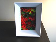 Fine Art Light Shining Through  Original Acrylic by rostudios, $20.00