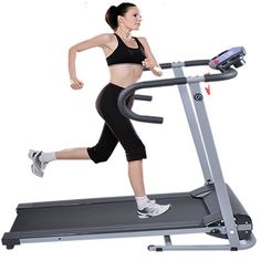 No time for gymnasium? With this high-quality, foldable and easily operated treadmill, your home is your gymnasium. It helps you keep fit, prevent diseases, and decrease the stress of life or work … Treadmill Workouts, Running On Treadmill, At Home Workouts, Cardio, Treadmills For Sale, Foldable Treadmill, Electric Treadmill, Running Machines, Exercises