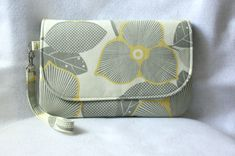 Diaper Clutch with Changing Pad  Amy Butler by BarefootBagShop, $30.00