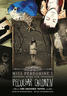 'Miss Peregrine's Home for Peculiar Children: The Graphic Novel' gets a trailer — EXCLUSIVE VIDEO | EW.com