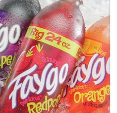 "Faygo ""pop""  . . . .i grew up on this stuff and turned out okay!  the best is Redpop and vanilla icecream, makes the best float ever!"