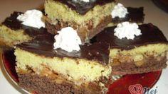 Rychlé Tiramisu kulky, které jsou prudce návykové. Žádné vaření ani pečení. – RECETIMA Graham Crackers, Czech Recipes, Ethnic Recipes, Apple Dessert Recipes, Eclairs, Sweet Cakes, No Bake Cake, Amazing Cakes, Nutella