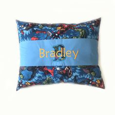 Avengers Pillow - Personalized