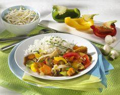 Unser beliebtes Rezept für Hähnchenpfanne Asia und mehr als 55.000 weitere kostenlose Rezepte auf LECKER.de.