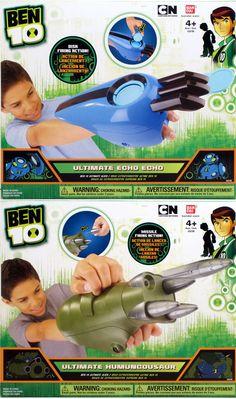 Bandai BEN 10 ULTIMATE ALIEN ARMS ECHO ECHO and HUMUNGOUSAUR Lot of 2 - NEW • $23.99