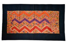 Tribal Laotian Textile on OneKingsLane.com