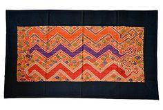 Tribal Laotian Textile on OneKingsLane.com