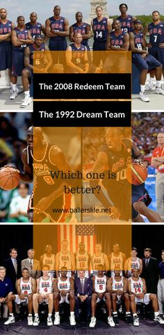 Arguably the two best basketball teams ever. Who wins in a seven game series?