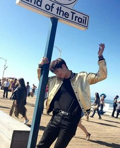 Park Bogum @ LA Photoshoot for ELLE Korea Dec Issue