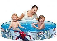 #Spiderman fill n' fun #paddling pool - #98010,  View more on the LINK: http://www.zeppy.io/product/gb/2/322066460613/