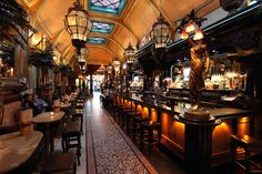 Café en Seine is the place to go out, this is here the party happens (other than in Temple Bar).. So if you are going out to party then visit Café en Seine..