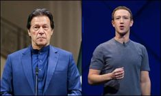PM Khan asks Zuckerberg to ban Islamophobic content on Facebook
