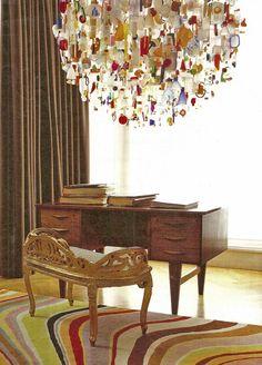 Express Your Creativity: Shrink Plastic Chandelier