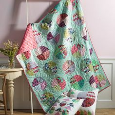 Freckles Quilt by Tula Pink