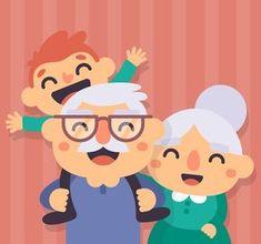 Scenariusz na Dzień Babci i Dziadka autorstwa Pani Doroty Kluski do przedszkola, szkoły, dla 4, 5, 6 latków na uroczystość, spektakl.