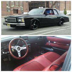 Innermonster 79montecarlo All Blacked Out Sitting On Usmagswheels Kept The