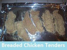 Breaded Chicken Tenders Recipe - Enchanted Homeschooling Mom