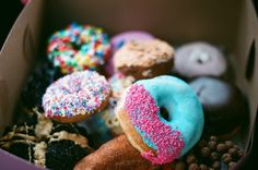 what is it about donuts that when i see a picture of them, i immediately crave it. like i HAVE to have it NOW.