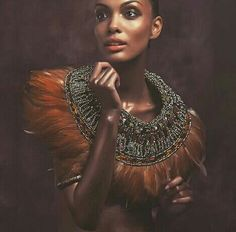 www.cewax.fr love this statement necklace ethno tendance, style ethnique, #Africanfashion, #ethnicjewelry - CéWax aussi fait des bijoux : http://www.alittlemarket.com/collier/fr_collier_plastron_multi_rang_ethnique_en_tissu_africain_beige_prune_jaune_-15921837.html -  EDRA featured in Blanckdigital magazine