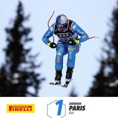 Fenomenale Dominik Paris ad Are. Dominik è campione del mondo in SuperG per la prima volta in carriera! - World Cup Skiing, Campione, World Cup 2018, Superga, Sports, Photography, Instagram, Sport, Photograph