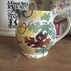 Clare Emery ♡ Emma Bridgewater for The National Trust