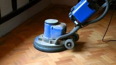 Sanding and Refinishing Parquet Floors - THE GUIDE