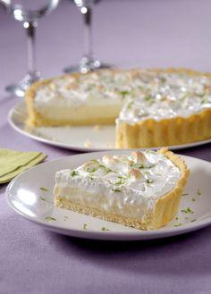 Torta de limão. Receita: Cinthya Maggi. Créditos da imagem: Lang