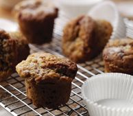 Apple & Cinnamon Muffins with FAGE Total Greek Yogurt