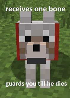 Yeah, but that death usually comes five minutes later when he jumps into lava. #Minecraft https://www.youtube.com/user/twolf110/videos