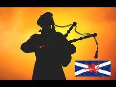 Royal Scots Dragoon Guards ~Steam Train To Mallaig - YouTube