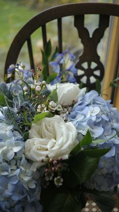 Blue Wedding Flowers, Table Decorations, Plants, Inspiration, Blue Flowers For Wedding, Biblical Inspiration, Plant, Inspirational, Dinner Table Decorations