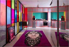 Manish Arora's apartment (Paris/ France): http://curious-places.blogspot.com/2014/09/manish-aroras-apartment-paris-france.html