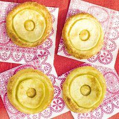 Recept - Appel-bladerdeegtaartjes - Allerhande