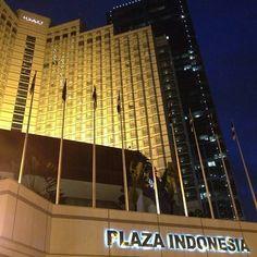 Plaza Indonesia in Jakarta Pusat, Jakarta