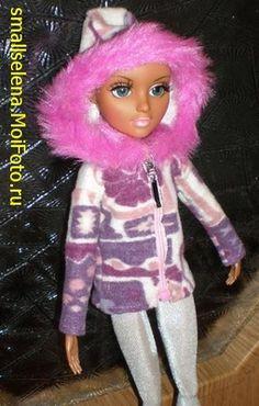 Изображение Moxie Teenz coat pattern