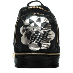Cynthia Rowley Brody Backpack (255 RON) ❤ liked on Polyvore featuring bags, backpacks, zip top bag, daypack bag, backpack bags, knapsack bag and rucksack bags