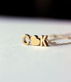 When the bun is born I'd love to get C and his initials like this. And J's too.