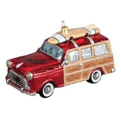 woody car ornament - Woodies Christmas Decorations