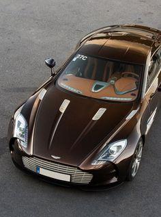 Aston Martin One-77 Coupé