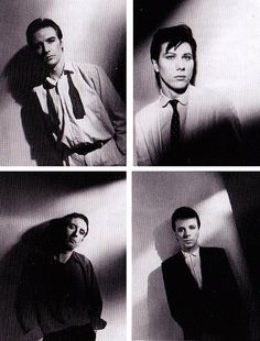 Ultravox. Songs that never stood still.