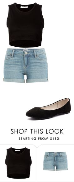 """""""Me"""" by brianna23-1 on Polyvore featuring interior, interiors, interior design, home, home decor, interior decorating, Julien David, Paige Denim and Verali"""
