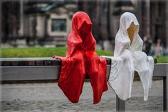 Sculptures by Manfred Kielnhofer !!