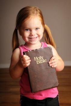 Bible verses for Children. Links to verses to have children learn