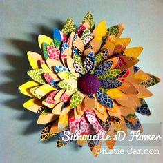 3D Flower Fun